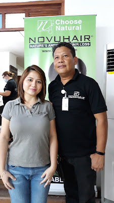 jun senior hairstylist fanny serrano