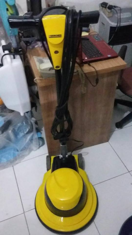 mesin polisher karcher germany (second)