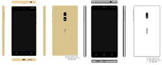 Nokia leaked image