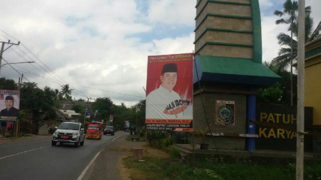 Berpotensi Sebabkan Polemik, KNPI Pelototi Baliho Warisin
