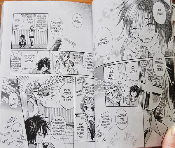 Beast Master Kyousuke Motomi pierwszy tom
