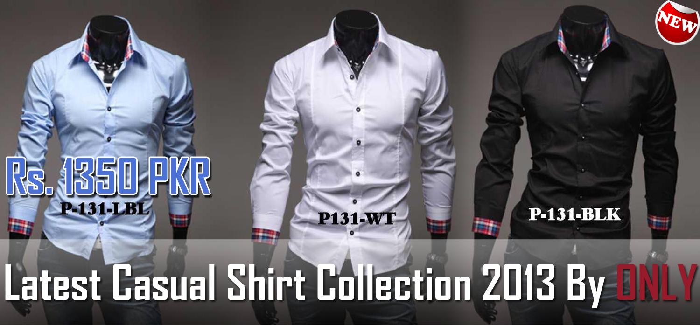 Mens Designer Casual Shirts