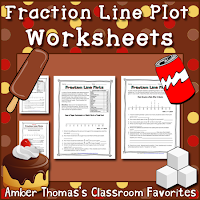 http://www.teacherspayteachers.com/Product/Fraction-Line-Plot-Worksheets-1031933