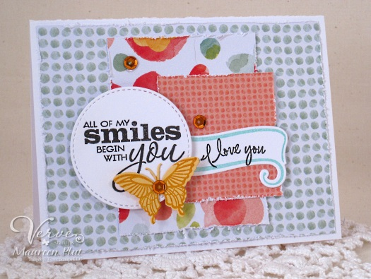 Card by Maureen Plut