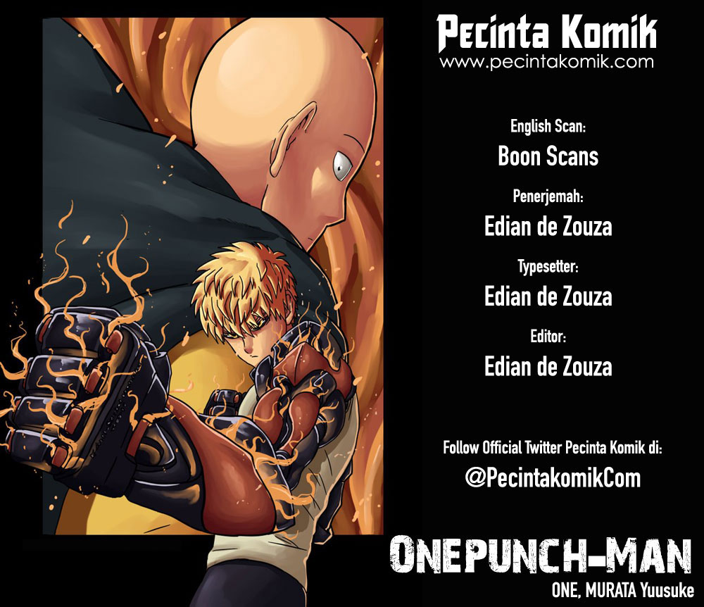 One Punch Man Chapter 54