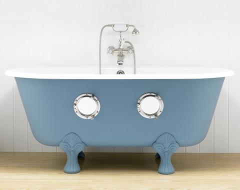 porthole window idea for bathtub