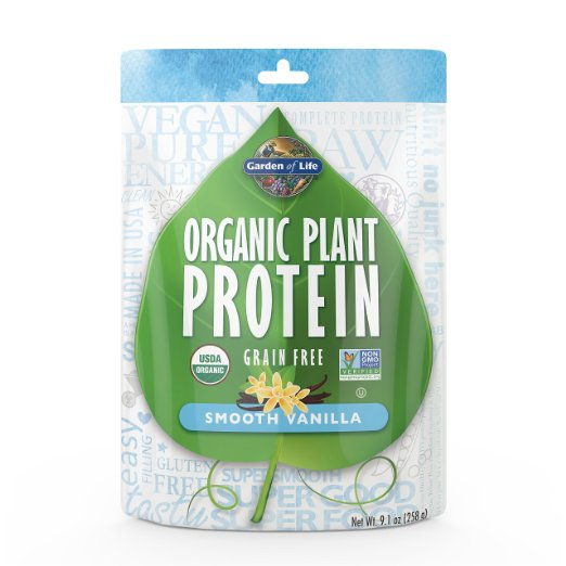 Garden Of Life Organic Plant Protein Review