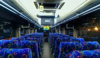 Sewa Bus Simphony, Sewa Bus Pariwisata