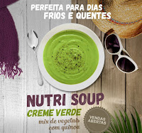 Nutri Soup Herbalife Creme Verde