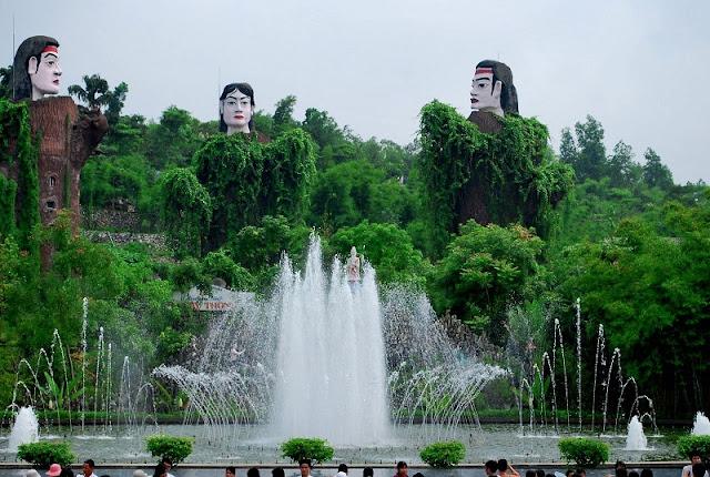 Nui Coc Lake - Thai Nguyen province 2