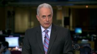 Globo afasta William Waack após acusação de racismo