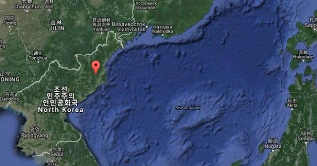 Detectan cuarto sismo desde la 6ta prueba nuclear norcoreana