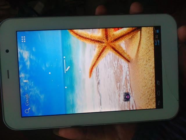 Firmware Tablet Advan 01A Original ICS