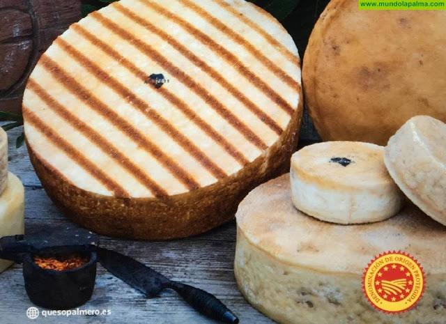 El queso palmero estará presente en la Noche de las estrellas de Santa Cruz de La Palma