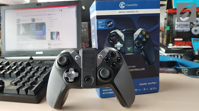 Gamepad Baru GameSir Jadi Primadona di CES 2018