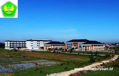 Daftar Fakultas dan Program Studi Universitas Bung Hatta Padang