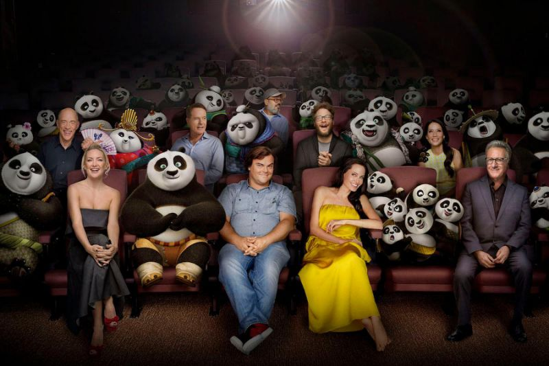 """They are not cartoons – as some of us in Pakistan like to call them – they are animated movies and one of the most loved genre of the new era. Most definitely, children are not the only audience. In this streak, the franchise of Kung Fu Panda has come up with its third part and made sure that this one lives up to the expectations. The movie has everything in it from the start to the end.  Pandas are on the verge of extinction and require our utmost attention. The movie will make you fall in love with them and leave you wanting for more. There are five strong reasons that you should spend your valuable time watching cool and furious pandas.  There is more than one Panda in it:  Yes, I said Pandas. In first two parts we witnessed only Po taking training and thrashing the antagonists but in this one writer takes us into a Panda land. Po meets his father who comes down searching for him and takes him into the last surviving village of Pandas. And there are lot of them in different shapes, moods and color. You wouldn't want to miss out on the Panda land.     Adorable Dialogues:  """"Because we pandas don't walk, we roll"""". When Po gets to his native village, he comes to know that he eats less, sleeps less and walks more than normal pandas, that's when the young Pandas teach him to roll, and that became the punch line of the movie and will definitely make you take this dialogue home. The other one is, """"You have to find the you in you"""". Just like in Kung Fu Panda 2, the dialogues teaches you big lesson of lives. The latter dialogue is the main theme of the movie.     Star Studded Cast:  Jack Black has killed it again. His delivery and expressions are so natural that it will make you think that the voice is coming actually out of the Panda. He is the person who makes this franchise stand out of all. Besides that, Angelina as tigress, Dustin Hoffman as a master Chifu, Brian Cranston as Lee, Jackie Chan as a Monkey, Lucy Lu (one of the Charlie's angels) and Seth Rogen as Mantis p"""