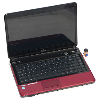 Laptop Fujitsu LifeBook LH531 Second di Malang