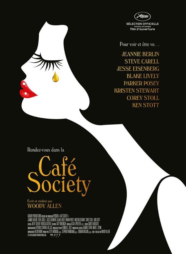 Cafe Society um filme romântico de Woody Allen