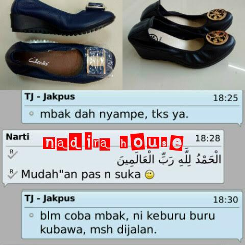 Testimoni dari customer Nadira House: