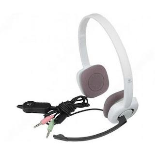 Headset LOGITECH  H150  ( colokan 2)  Bali