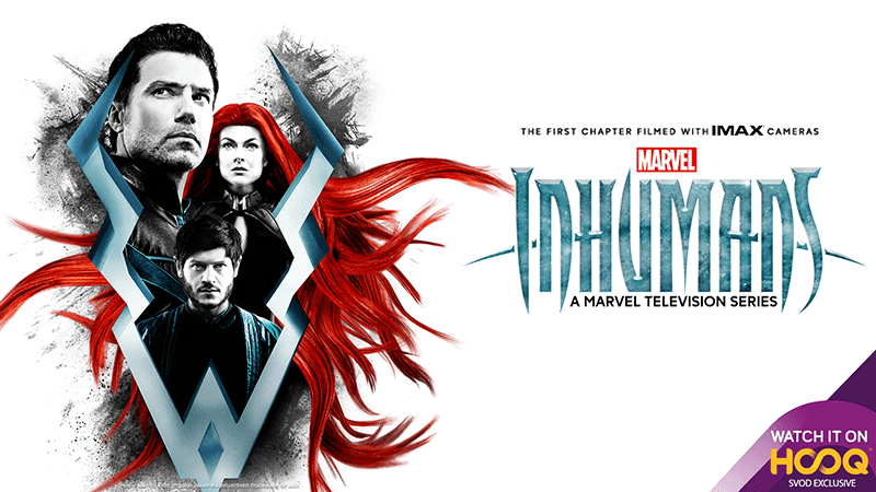 HOOQ Inks Exclusive Deal With Disney, Brings Marvel's Inhumans And More!
