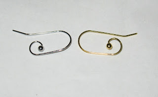 977107780 I received interchangeable fish hooks and post earring to fish hook  converters created by Leonardo Moody for LUC-CO, Inc. Both of these  products add ...