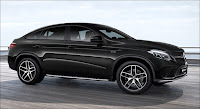 Đánh giá xe Mercedes AMG GLE 43 4MATIC Coupe 2019