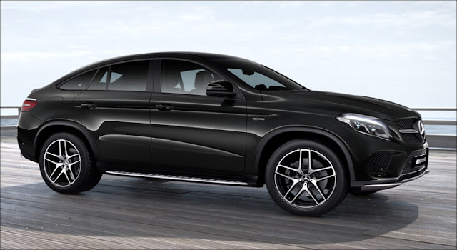 Mercedes  AMG GLE 43 4MATIC Coupe 2019