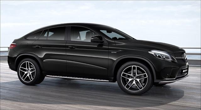 Ngoại thất Mercedes AMG GLE 43 4MATIC Coupe 2019 thiết kế đậm chất thể thao