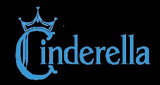 Cinderela Disney - logo