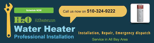 water heater thermostat in Newark Union City CA