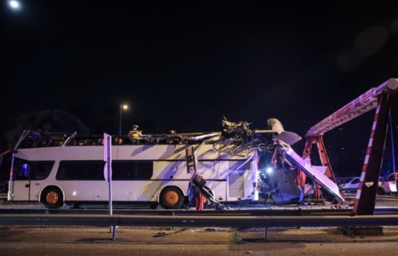 Знесло дах: українські туристи потрапили в смертельну аварію