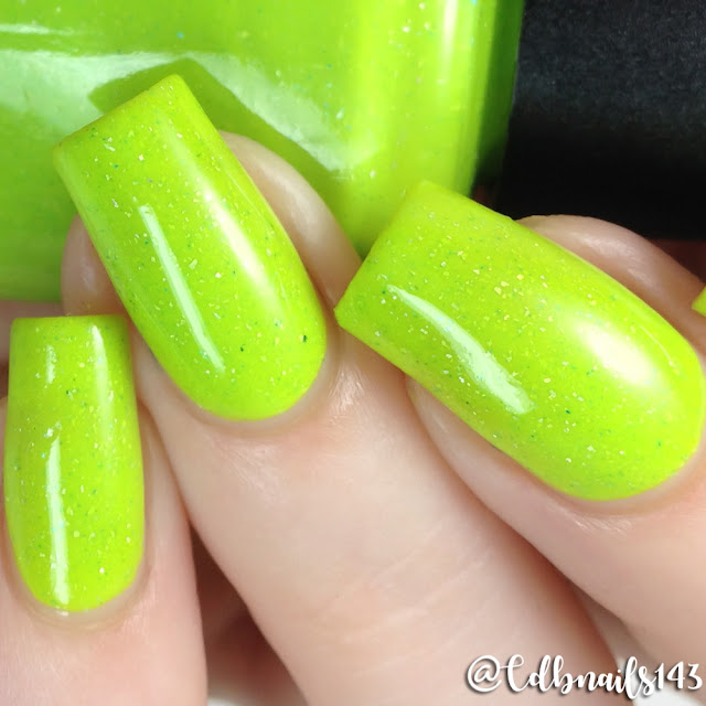 Delush Polish-Don't Get It Citrus