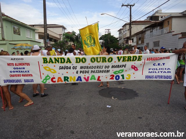 Banda do Ouro Verde 2013