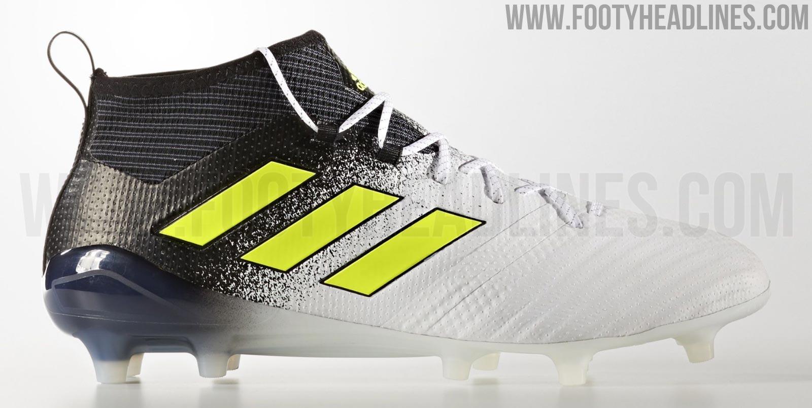 adidas 17.1 black and white