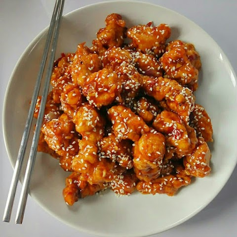 Resep Membuat Honey Sesame chicken