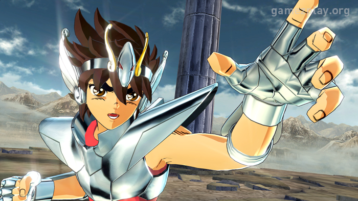 Video games: Saint Seiya: Brave Soldiers plus Exclusive Myth