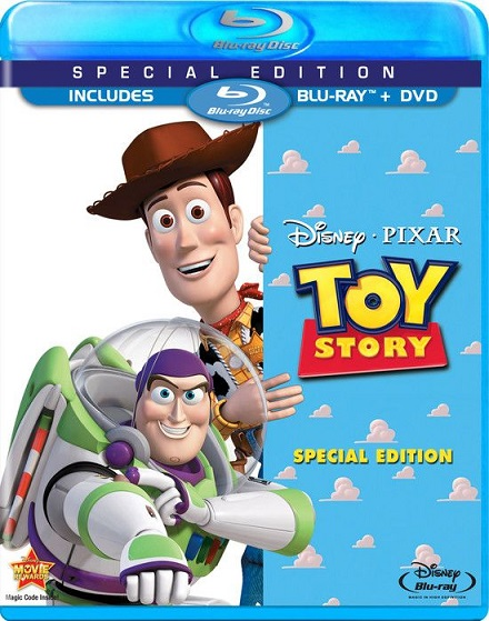 Toy Story (1995) 1080p BluRay REMUX 16GB mkv Dual Audio DTS-HD 5.1 ch