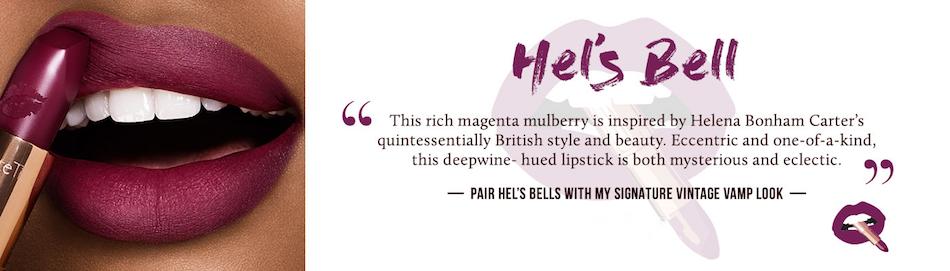 Charlotte Tilbury Hel's Bells