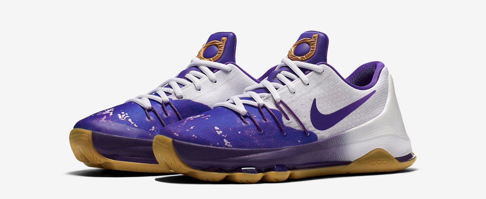 pretty nice 95581 6ca85 Nike KD 8 GS