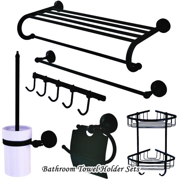 bathroom towel holder sets ideas - hometiens