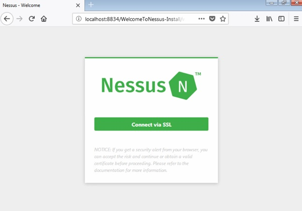 My Cybersecurity Journal: Nessus Vulnerability Scan