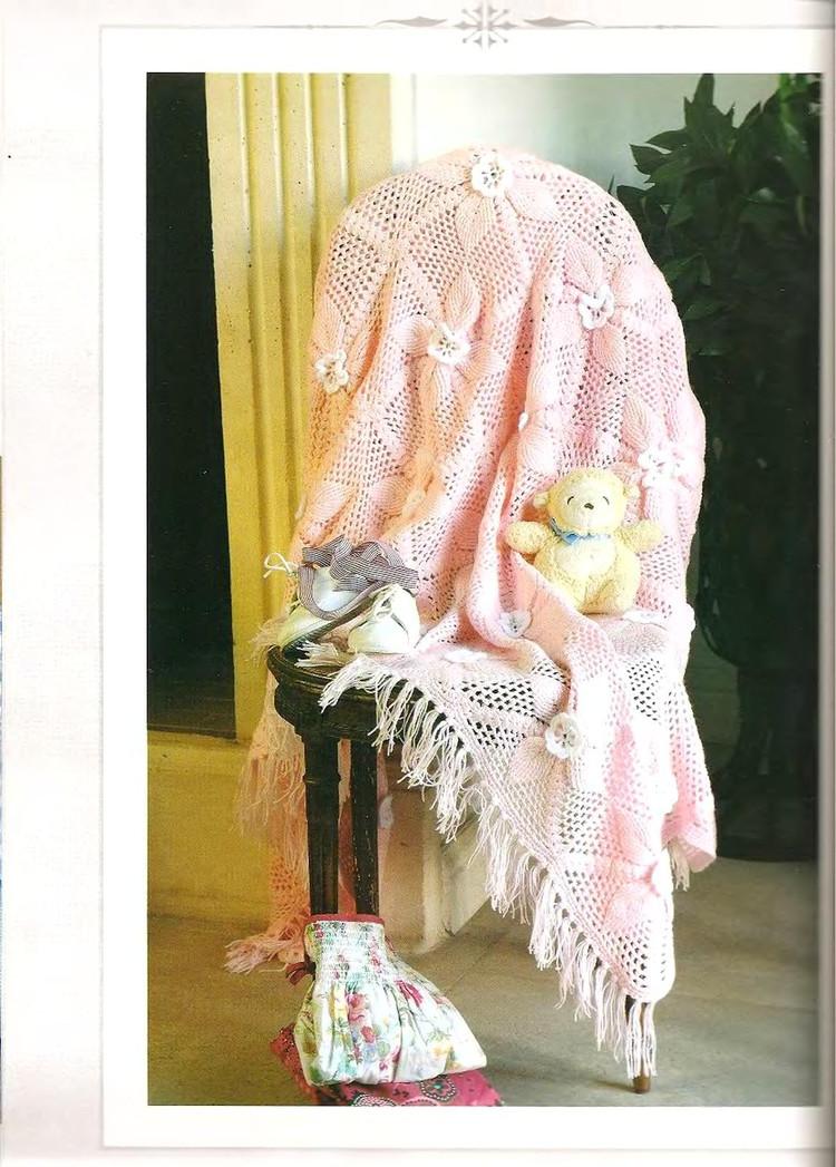 Manta Infantil Patron