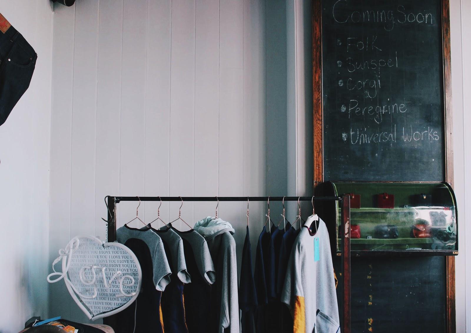 Margate based clothing shop