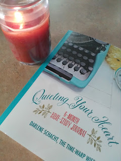Quieting Your Heart Journal giveaway