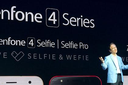 Spesifikasi Asus Zenfone 4 dan Harga 6 Varian Asus Zenfone Terbaru