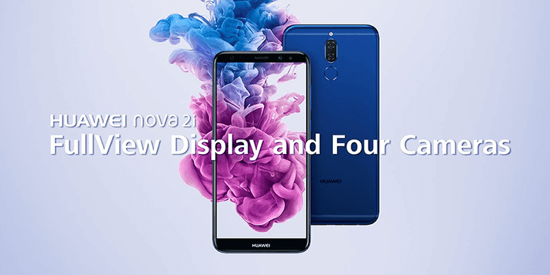 Huawei Nova 2i Announced In Malaysia; Boasts Octa Core Kirin 659, 4GB RAM, 64GB ROM and Quad Cameras