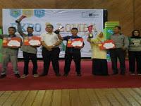 MA KMM Kauman Padang Panjang  Juara 1 Robotic Tingkat Sumatera