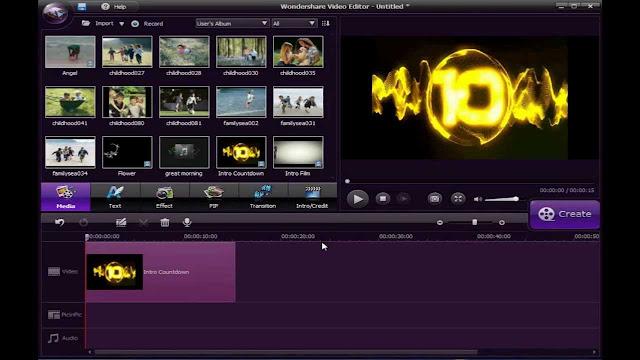اليك افضل 3 برامج مونتاج الفيديو